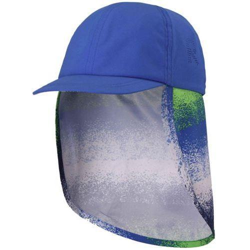 dziecięcy kapelusz przeciwsłoneczny alytos uv 50+ blue 52 niebieski marki Reima