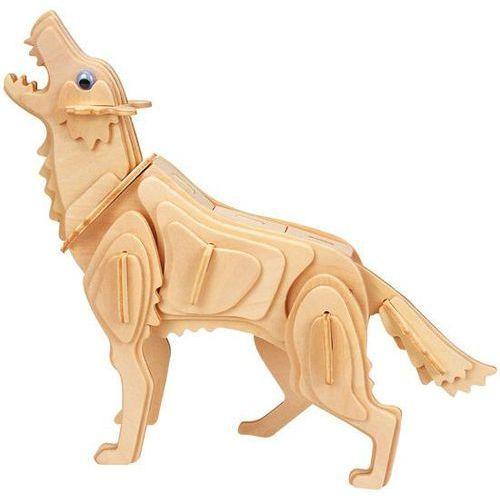 Łamigłówka drewniana gepetto - wilk (wolf) marki Eureka