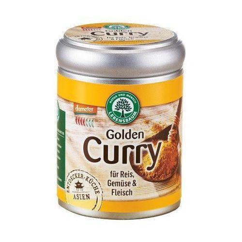 Lebensbaum (przyprawy, herbaty, kawy) Przyprawa curry złote bio 55 g - lebensbaum