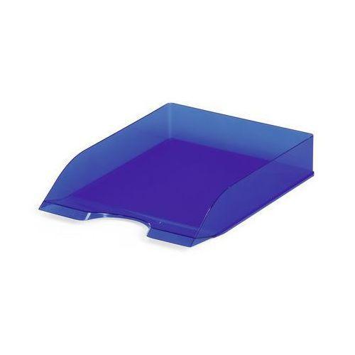 Półka na dokumenty basic 1701673 przezroczysta niebieska marki Durable