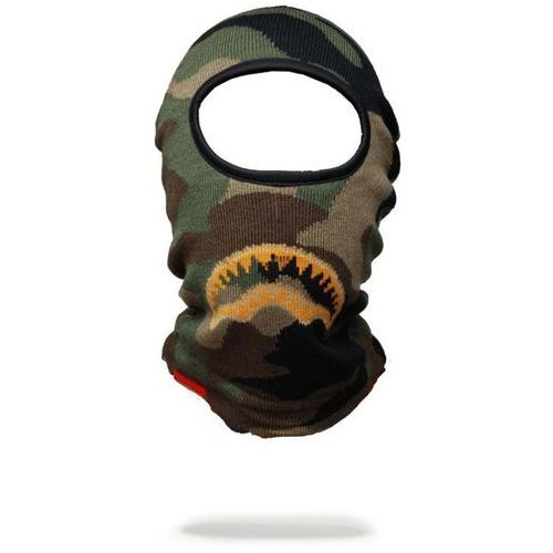 Kominiarka - gold knit shark mouth ski mask (000) rozmiar: os marki Sprayground