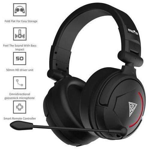 Gamdias Hephaestus II Stereo Vibration - Słuchawki wibracyjne dla graczy z mikrofonem (USB) DARMOWA DOSTAWA