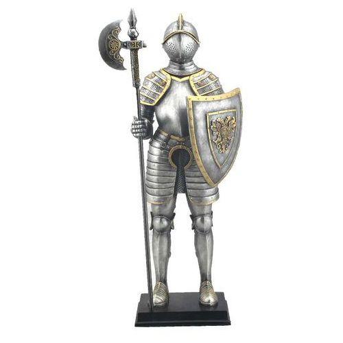 Srebrny rycerz z tarczą i toporem (wu76033aa) marki Veronese