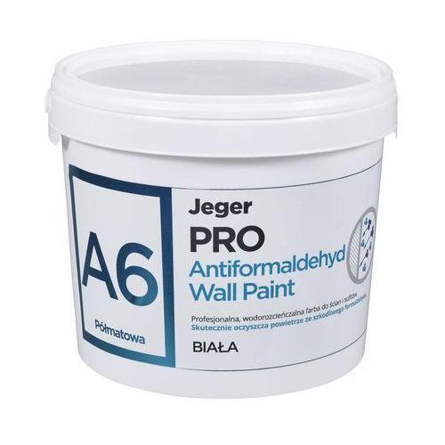 Jeger Farba wewnętrzna antiformaldehyd wall paint 2.5 l biała
