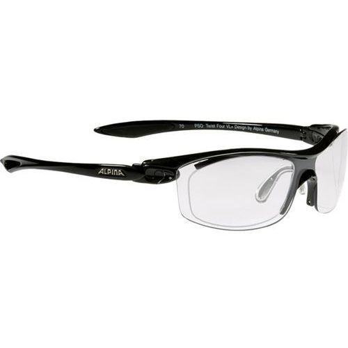 Okulary słoneczne pso twist four vl+ a8600131 marki Alpina