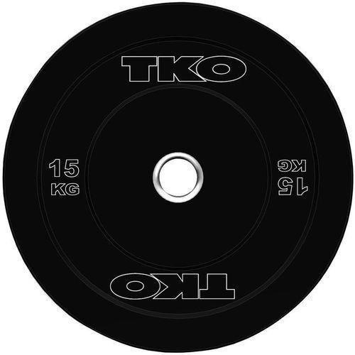 Tko Talerz olimpijski k802bp-15 (15 kg) + darmowy transport!