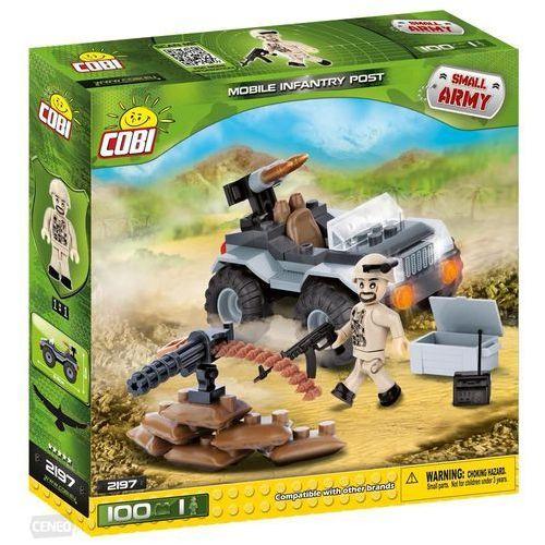 Small army klocki mobile firing position 100el.2197