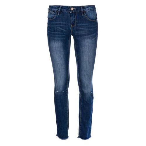 jeansy damskie 29/30 niebieski marki Timeout