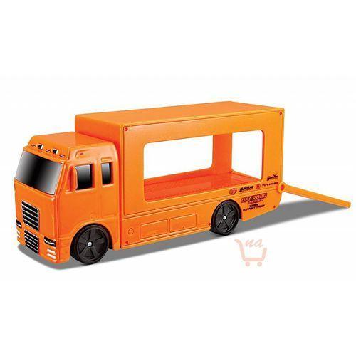 MAISTO Metal Movers - Ciężarówka transportowa + samochód Dune Buggy