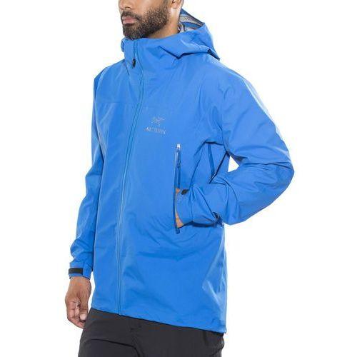 Arc'teryx zeta ar kurtka mężczyźni niebieski xxl 2018 kurtki przeciwdeszczowe