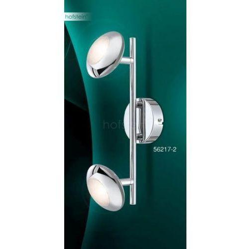 Globo gilles reflektor led chrom, 2-punktowe - nowoczesny/design - obszar wewnętrzny - gilles - czas dostawy: od 6-10 dni roboczych