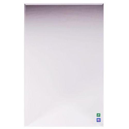 Lustro łazienkowe bez oświetlenia PROSTOKĄTNE 80 x 50 cm DUBIEL VITRUM (5905241904382)