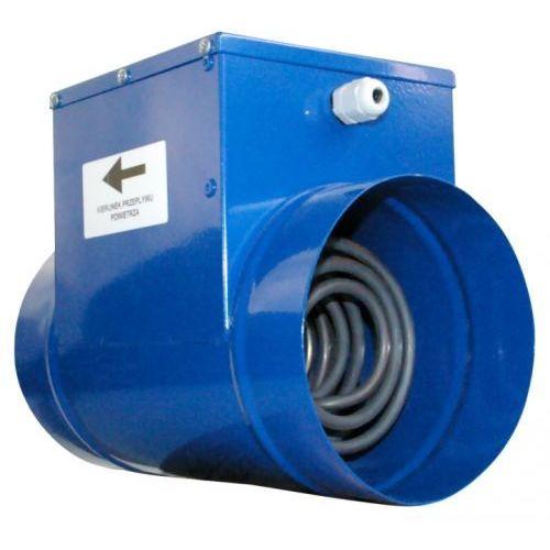 Elektryczna nagrzewnica kanałowa szerdi 3e250/6000w 012-0118 marki Dospel
