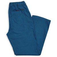 spodnie BRIXTON - Steady Elastic Wb Pant Royal Blue Gingham (RBLGI) rozmiar: L
