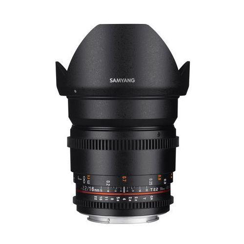 Samyang 16mm T2.2 VDSLR ED AS UMC CS II Sony E, F1322706101