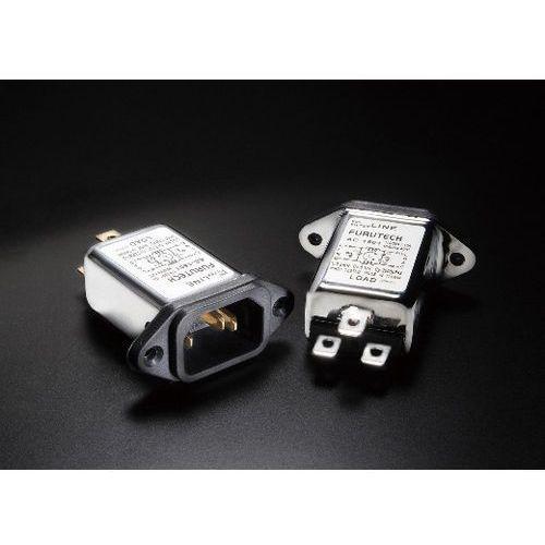 ac-1501 (r) - gniazdo montażowe iec z filtrem - rodowana marki Furutech