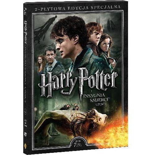 Harry Potter i Insygnia Śmierci, część 2 (2-płytowa edycja specjalna) (DVD) - David Yates - produkt z kategorii- Filmy science fiction i fantasy