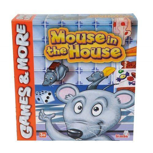 G&m gra myszka w domu marki Simba