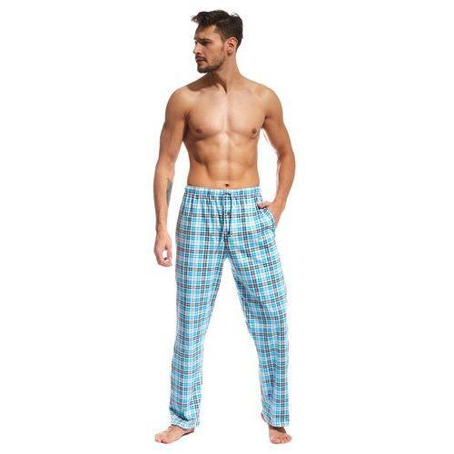 Spodnie piżamowe 691/02 601701 m, niebieski, cornette marki Cornette
