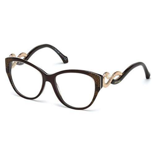 Roberto cavalli Okulary korekcyjne  rc 0938 prijipati 050