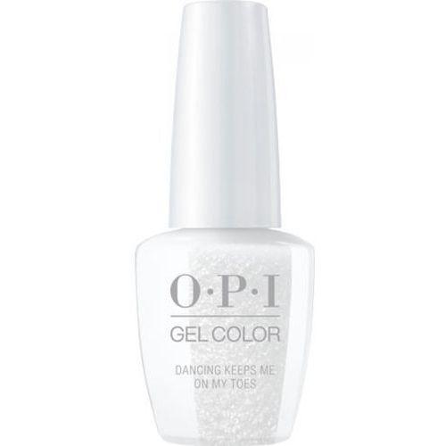 gelcolor dancing keeps me on my toes żel kolorowy (hpk01) marki Opi
