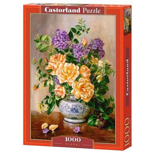 Castorland Puzzle 1000 floral - castor od 24,99zł darmowa dostawa kiosk ruchu