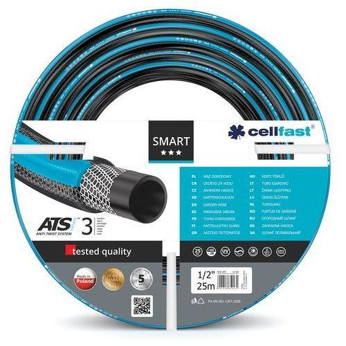 """Cellfast Wąż ogrodowy smart 1/2"""" 25mb (5901828859434)"""