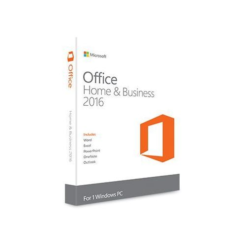 OKAZJA - Office 2016 Home and Business 32/64 bit
