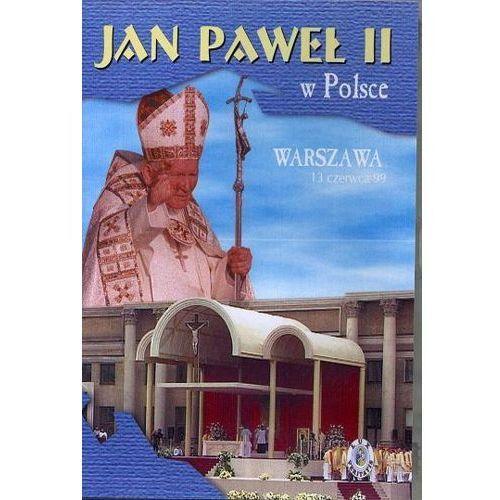 Jan Paweł II w Polsce 1999 r - WARSZAWA - DVD - sprawdź w wybranym sklepie