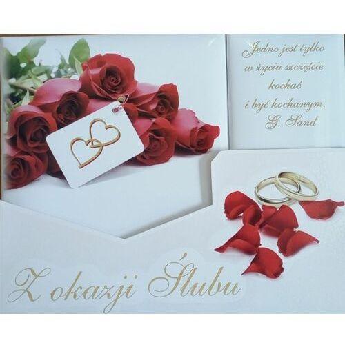 """""""Z okazji Ślubu"""" - Pamiątka na ślub (róże)"""