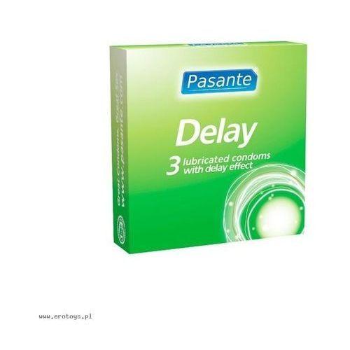 Pasante (uk) Delay (1 op./3 szt.) opóźniające