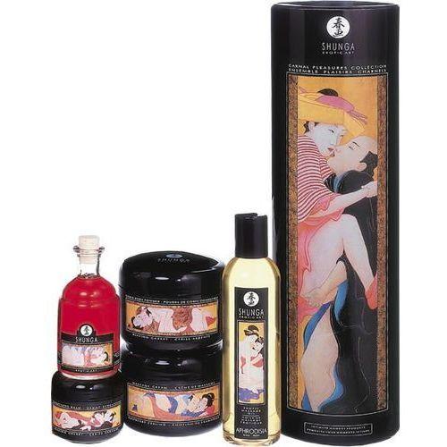 Ekskluzywne olejki i kremy erotyczne Shunga - Carnal Pleasures Collection