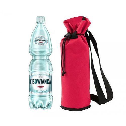 Torba termiczna na butelkę iglo bottle (czerwony) marki Termio
