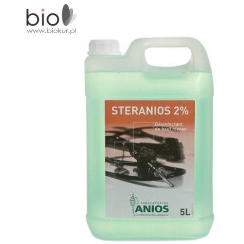 Steranios 2% - gotowy do użycia preparat dezynfekcyjny – 5 l marki Medilab