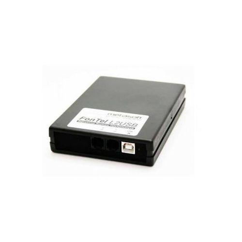 Fontel l2usb rejestrator rozmów telefonicznych dla 2 linii analogowych marki Kraj