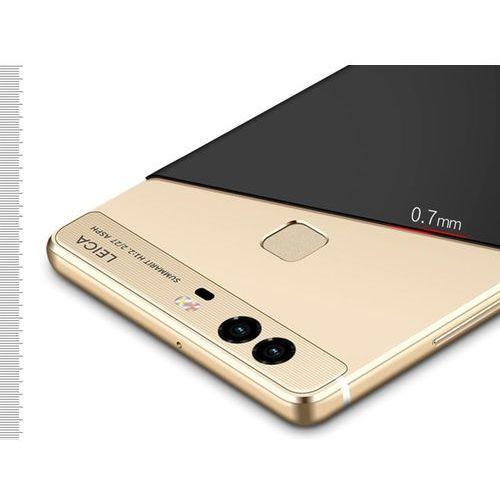 Etui MSVII Thin Case do Huawei P9 czarne - Czarny