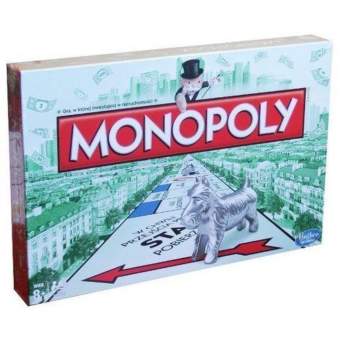 Gra monopoly standard marki Hasbro