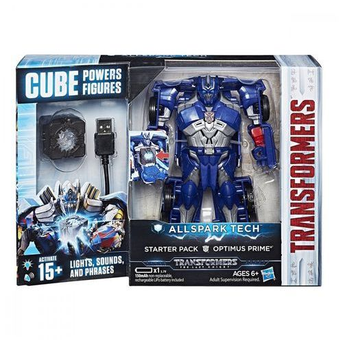 Hasbro Figurka transformers mv5 all starter pack jupiter optimus prime + darmowy transport!