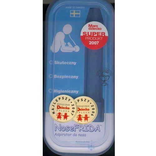 OKAZJA - Skand projekt Nose frida aspirator do nosa (7330304507138)