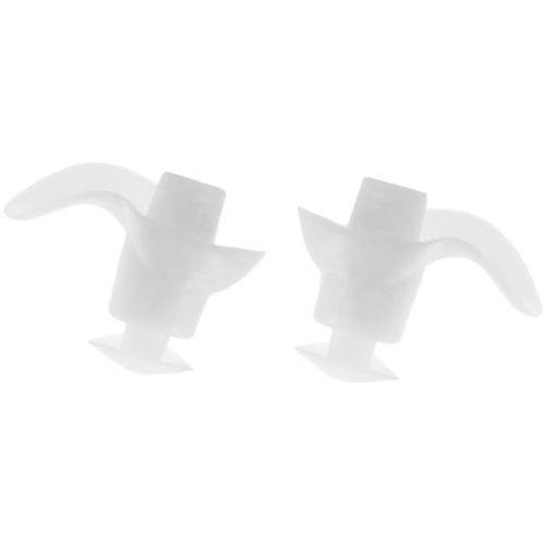 silicone ear plugs - zatyczki do uszu (białe) marki Finis
