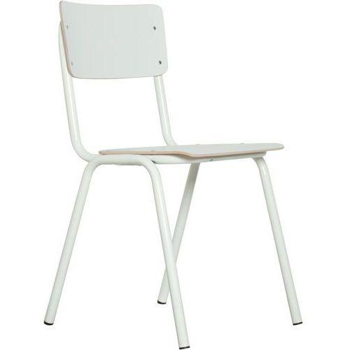 Zuiver krzesło back to school hpl białe 1008202