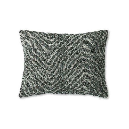 Hkliving poduszka z żakardowym wzorem zigzag (30x40) tku2125