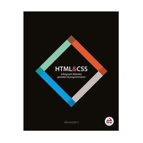 HTML & CSS – Erfolgreich Websites gestalten und programmieren (9783527760534)