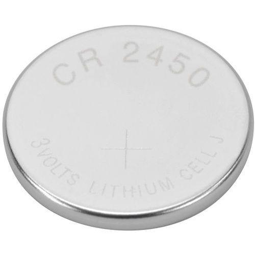VDO Baterie 3V CR2450 dla M5 oraz M6 srebrny 2017 Akcesoria do liczników (4037438030077)