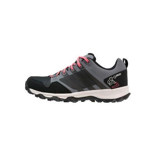 Adidas  performance kanadia 7 tr gtx obuwie do biegania szlak grau/schwarz