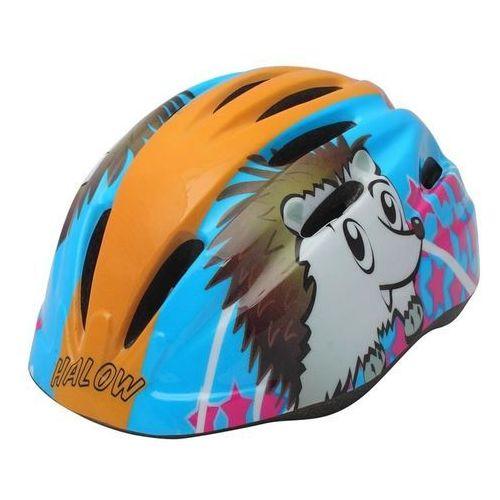 Kross Kask rowerowy dziecięcy best 036ml niebieski (rozmiar m) + zamów z dostawą jutro! (5904993307038)