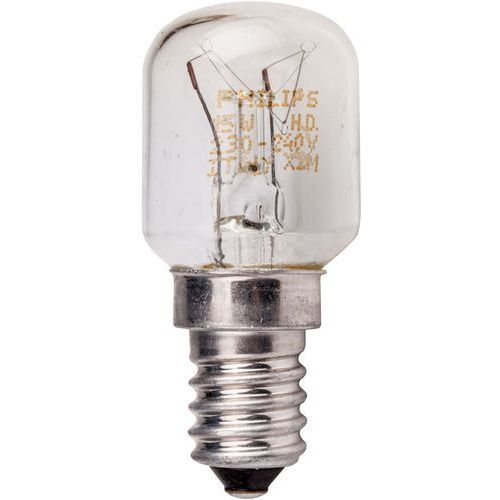 Philips Appliance 15W E14 230-240V T25 CL RF 1CT 8711500038517, 3851750
