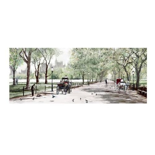 Obraz Canvas 60 x 150 cm Watercolor Central Park