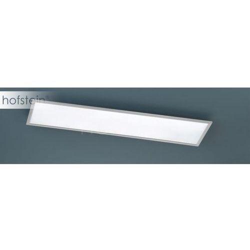 Trio-Leuchten Phoenix Lampa Sufitowa LED Nikiel matowy, 1-punktowy - Nowoczesny - Obszar wewnętrzny - PHOENIX - Czas dostawy: od 2-3 tygodni, kolor Nikiel