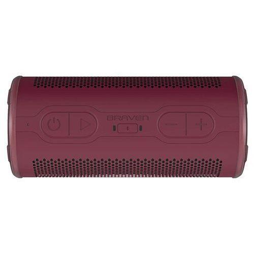 Głośnik mobilny BRAVEN Stryde BRV-360 Czerwony